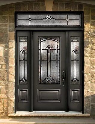 Steel entry doors capital windows doors ottawa window door sales and service for Exterior doors ottawa
